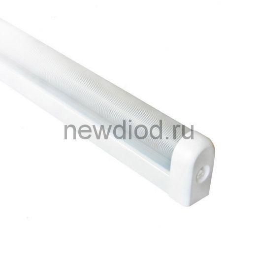 Светильник СПО 1х10Вт 160-260В 600мм IP20 Прозрачный