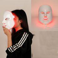 Светотерапевтическая маска для омолаживания кожи лица