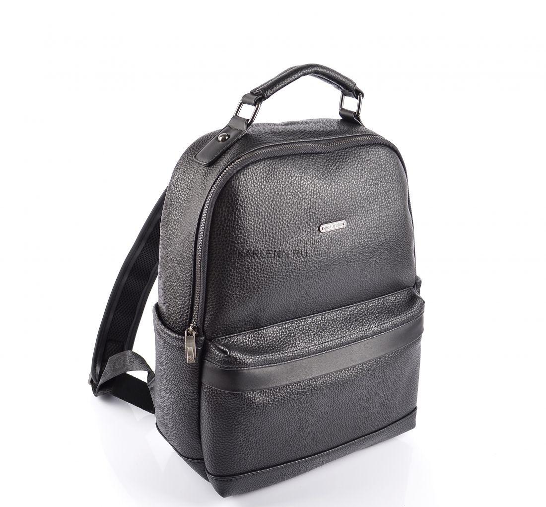 Рюкзак мужской BRADFORD (1903 черный)