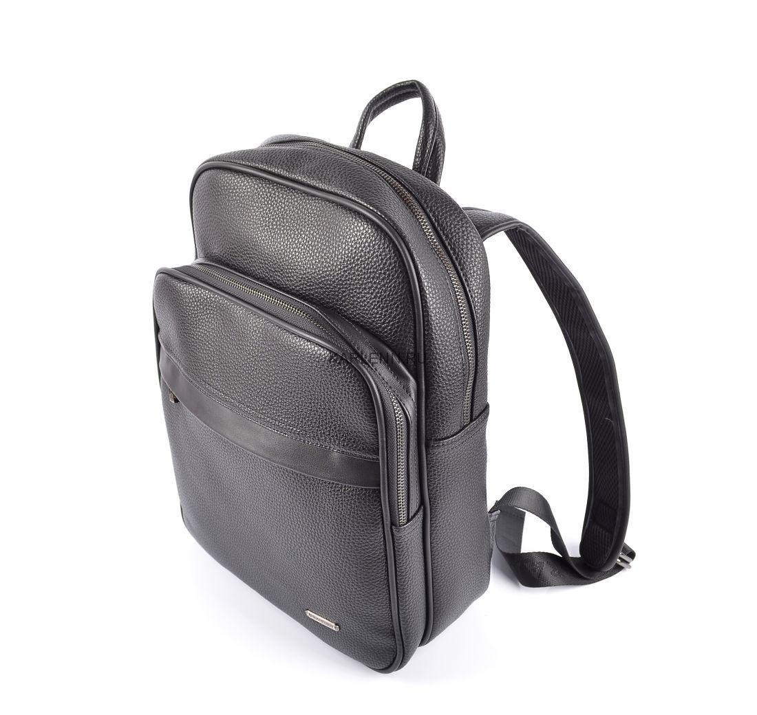 Рюкзак мужской BRADFORD (1905 черный)