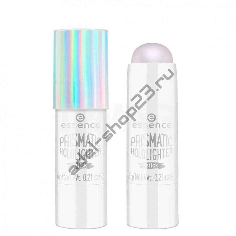 Essence - хайлайтер-стик prismatic hololighter stick