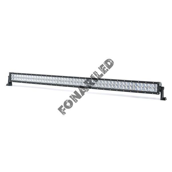 Двухрядная светодиодная балка DB5D-288 Ватт spot дальний свет (длина 128 см, 52 дюйма)