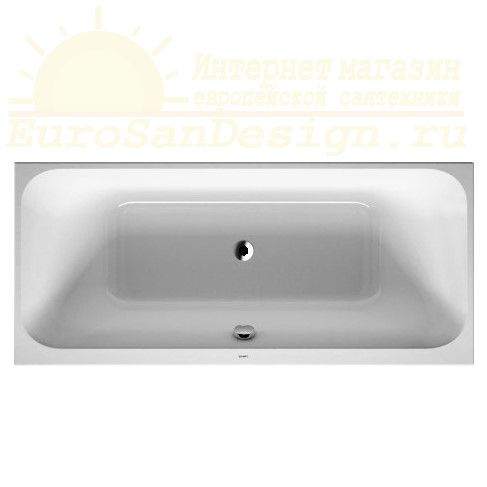 Duravit ванна Happy D.2 180x80 700314 ФОТО