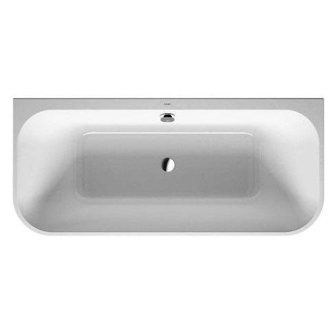 Duravit ванна Happy D.2 180x80 700318 пристенный вариант ФОТО