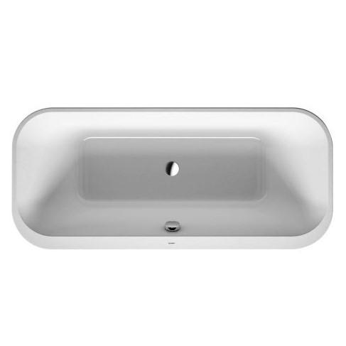 Duravit ванна Happy D.2 180 х 80 см 700319 отдельно стоящая