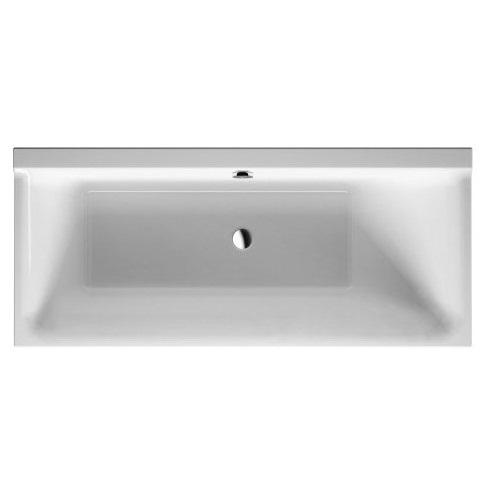 Duravit ванна P3 Comforts 160 х 70 см 700372 c наклоном справа