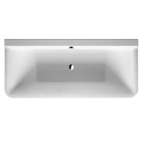 Duravit ванна P3 Comforts 180 х 80 см 700381 пристенный вариант