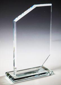 Стекло - шестиугольник ( 19 см, нанесение включено в стоимость)