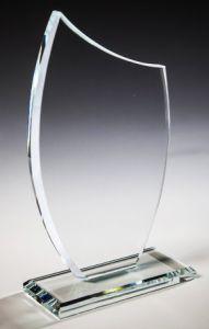 Награда стекло (20,5 см, нанесение включено в стоимость)