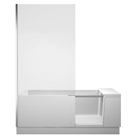 Duravit ванна с дверью Shower + Bath 170 х 75 см 700403