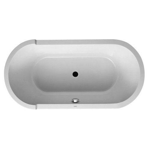 Duravit ванна Starck 160x80 700409 отдельностоящая ФОТО