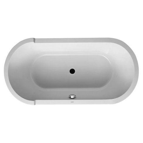 Duravit ванна Starck 160 х 80 см 700409 отдельно стоящая