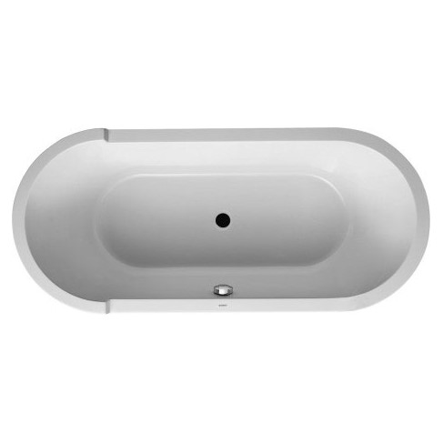 Duravit ванна Starck 180 х 80 см 700010 отдельно стоящая