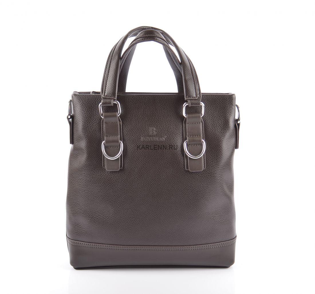 Мужская сумка  (1617-2 коричневая)