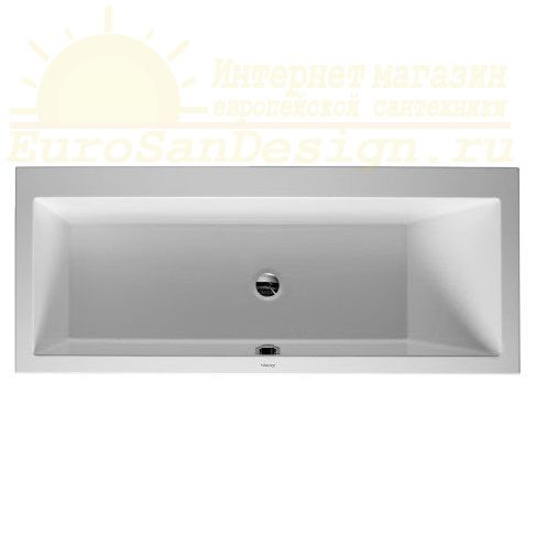 Duravit ванна Vero 170x75 700134 ФОТО