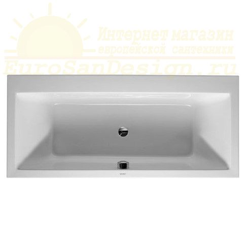 Duravit ванна Vero 180x80 700135 ФОТО