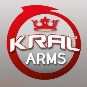 """Стандартный (Родной) Ствол для пневматической винтовки """"KRAL Puncher"""" - КРАЛ Панчер, калибр 6,35 мм, длина 530 мм"""