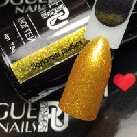 VOGUE/Вог гель-лак Золотая рыбка, 10 ml