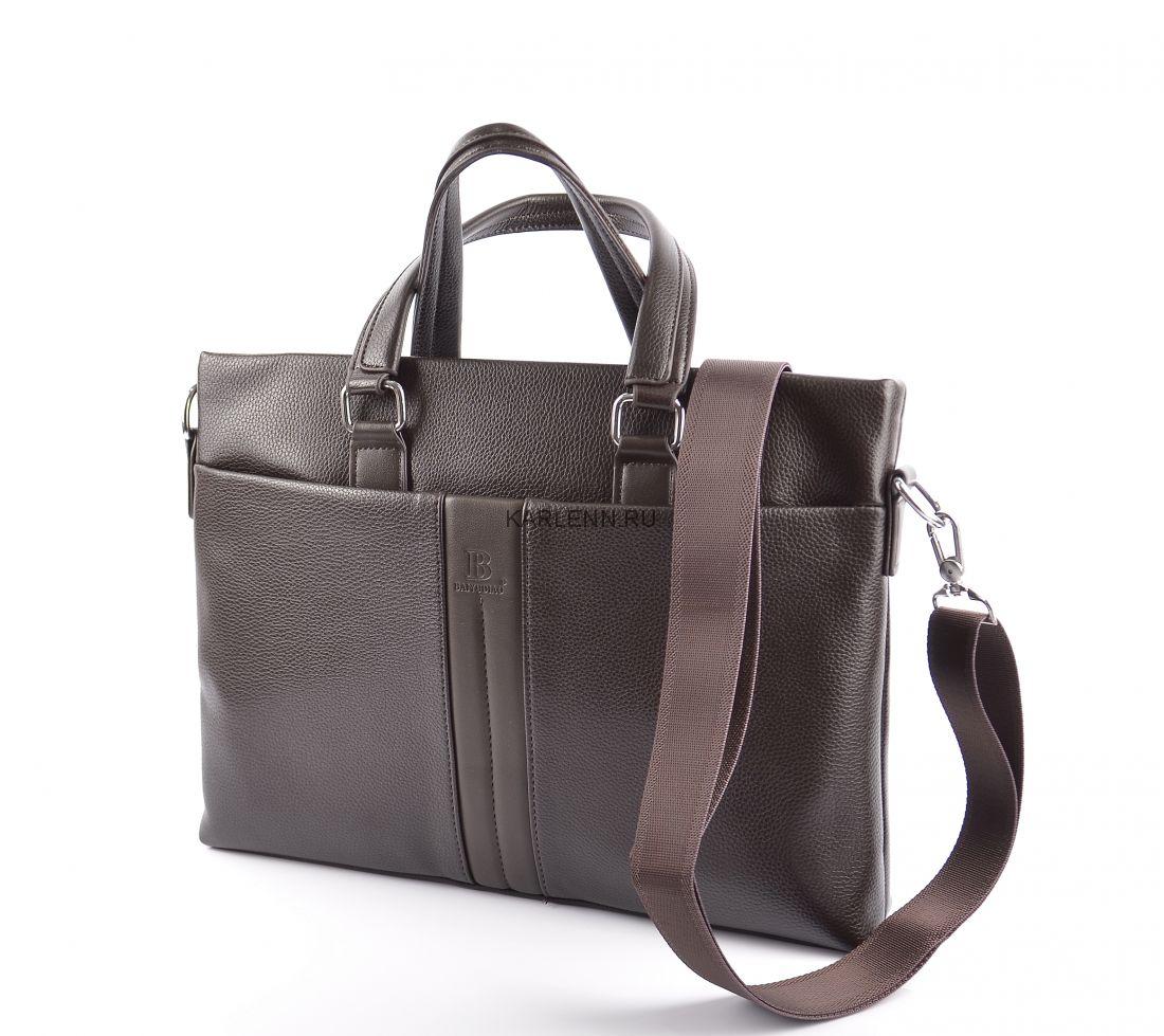 Мужская сумка  (1586-3 коричневая)