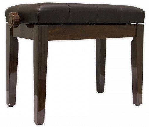 Банкетка деревянная коричневая