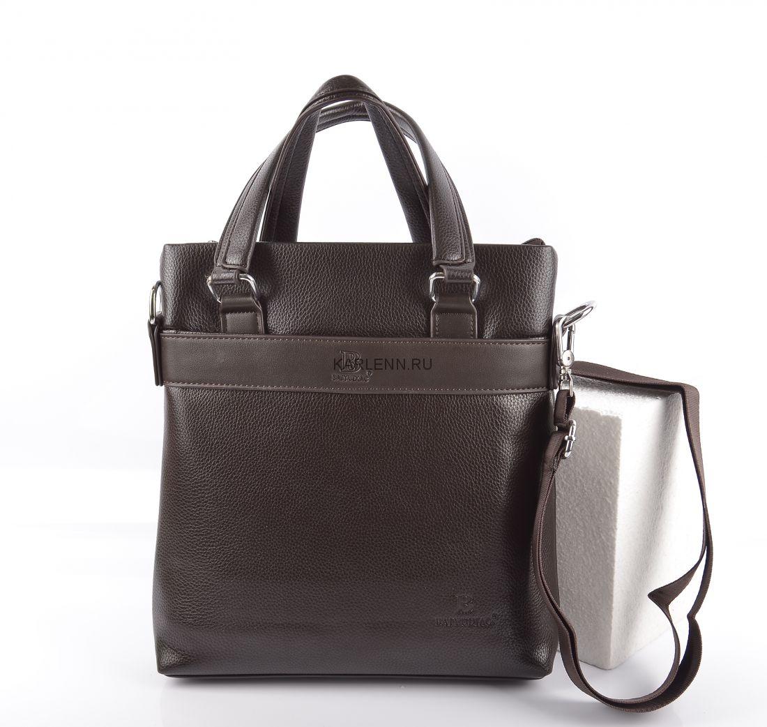 Мужская сумка  (1616-2 коричневая)
