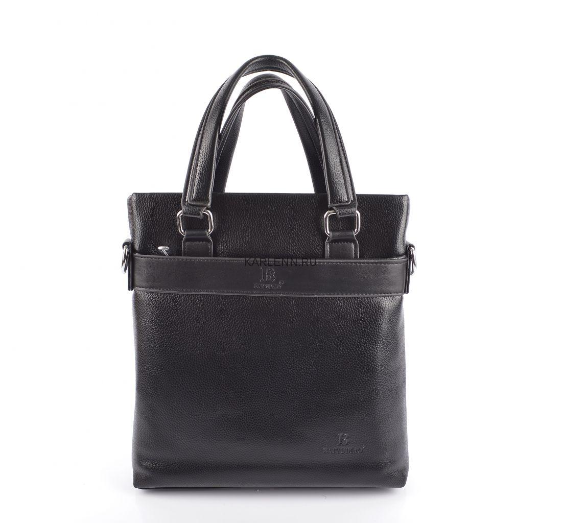Мужская сумка  (1616-2 черная)