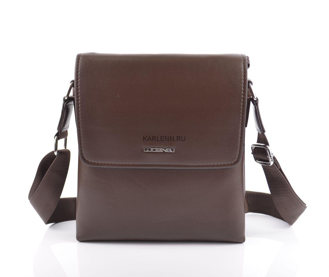 Мужская сумка  (9012-1 коричневая)