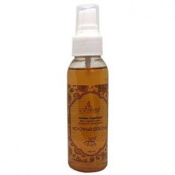 Тоник-гидролат «Молочный Шоколад» для сухой и нормальной кожи (Код 332210 - объем 100 мл)
