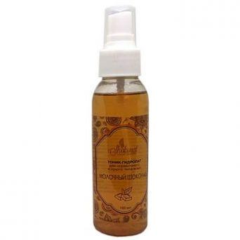Тоник-гидролат «Молочный Шоколад» для сухой и нормальной кожи (Код 3322110 - объем 500 мл)