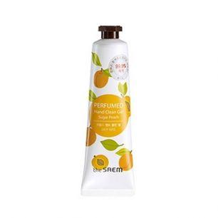 """СМ"" Perfumed Hand Clean Gel [Sugar Peach]  Крем-гель для рук парфюмированый 30 мл"