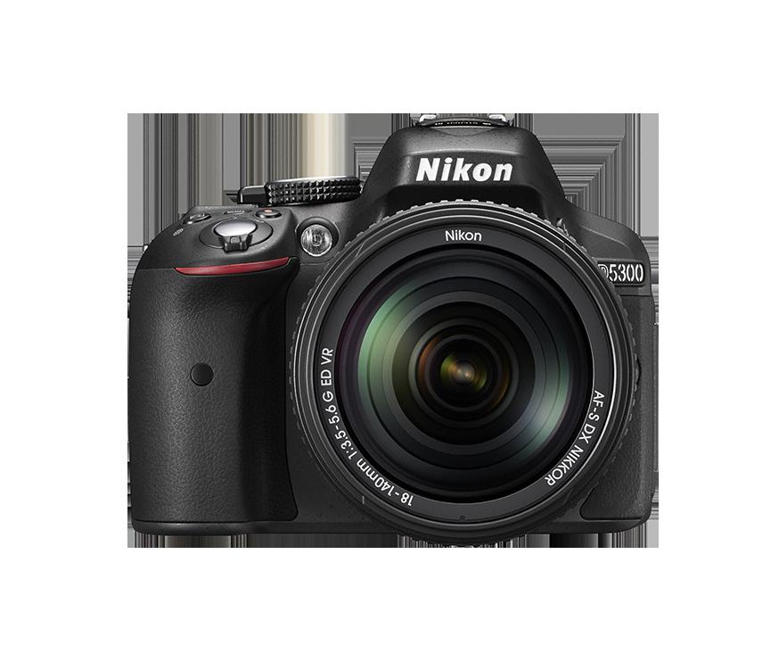 Nikon D5300 Kit 18-55 VR AF-P