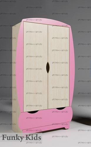 Шкаф Вырастайка ВР-011 (90/114х54х200)