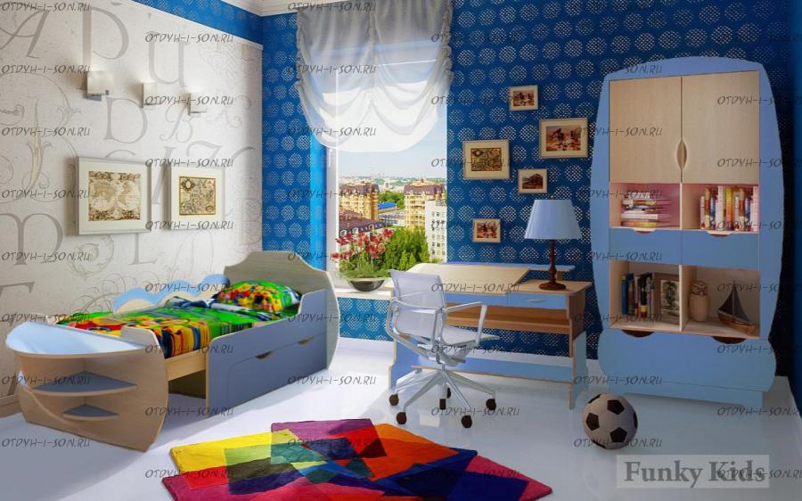 Детская комната Вырастайка №1