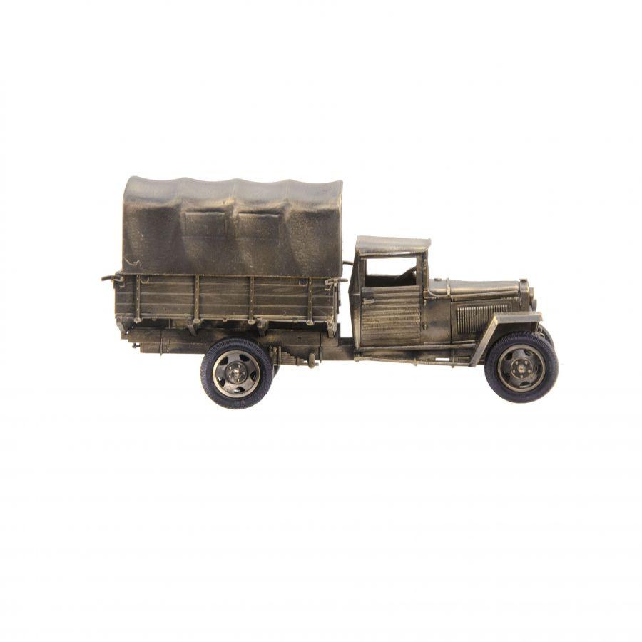Армейский 4.5-тонный грузовик ЗИС-151(1:35)
