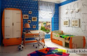 Детская комната Вырастайка №3