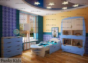 Детская комната Вырастайка №4