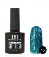 TNL гель-лак Glitter 13, 10 ml
