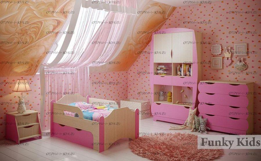 Детская комната Вырастайка №5