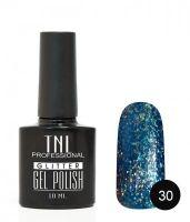 TNL гель-лак Glitter 30, 10 ml