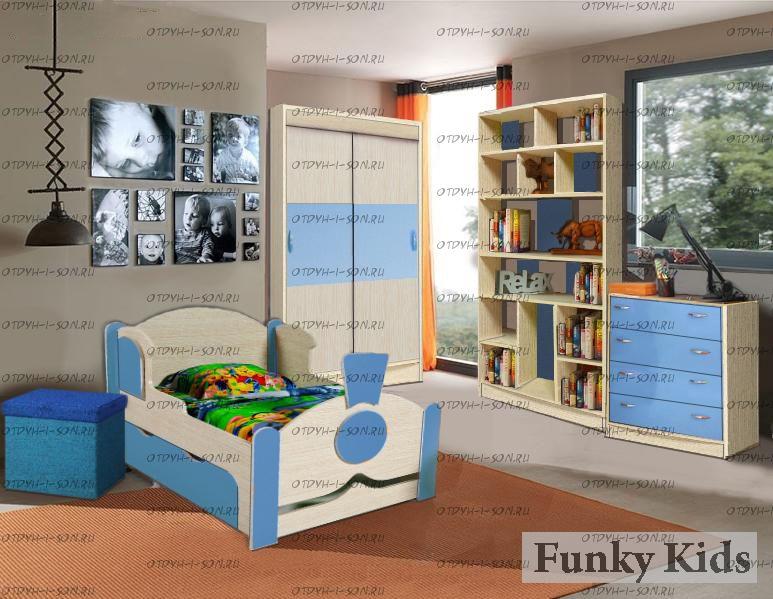 Детская комната Вырастайка №6