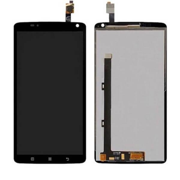 Дисплей в сборе с сенсорным стеклом для Lenovo S930