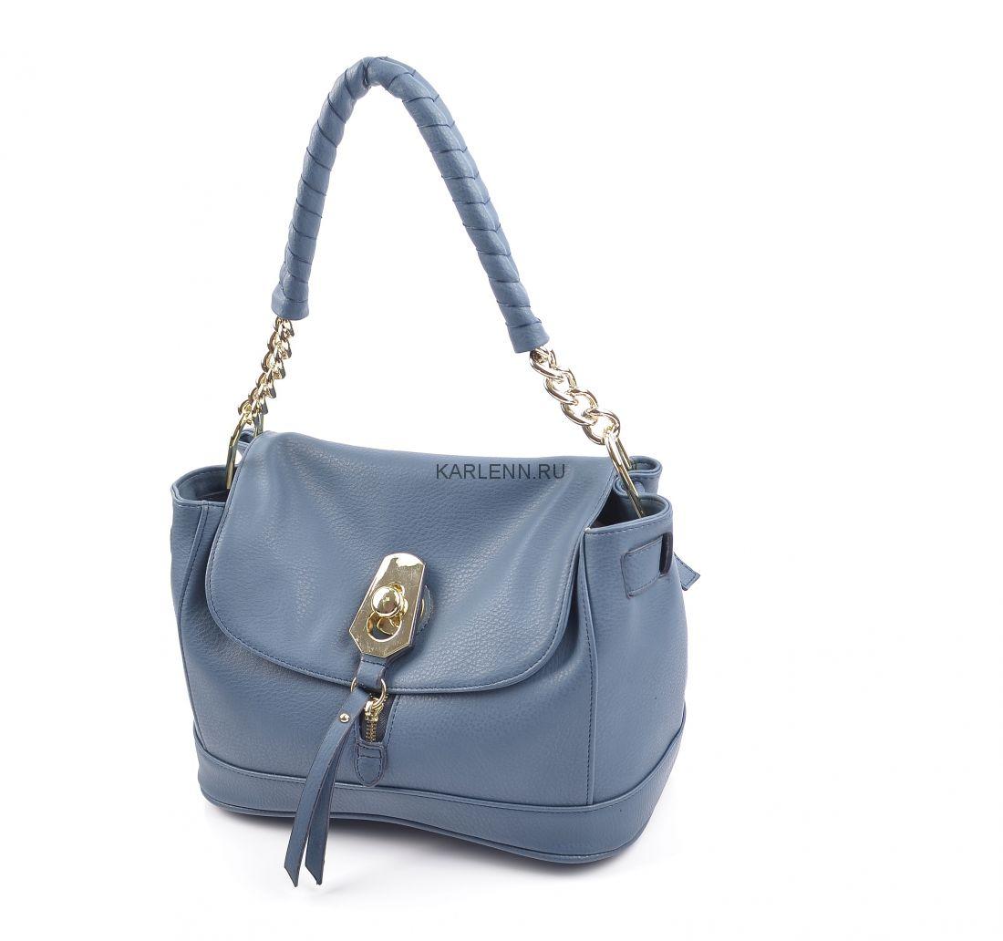Сумка женская SKSL  (синяя)