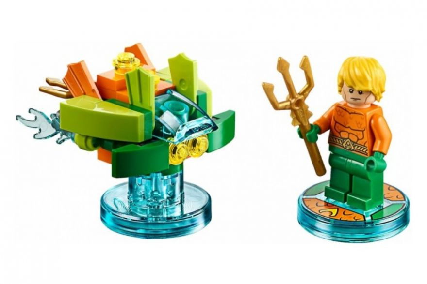 Lego Dimensions 71237 Fun Pack (Aquaman)
