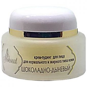 Крем-бальзам ШОКОЛАДНО-ДЫНЕВЫЙ для лица, для нормального и жирного типа кожи (Код 99300 - объем 50 мл)