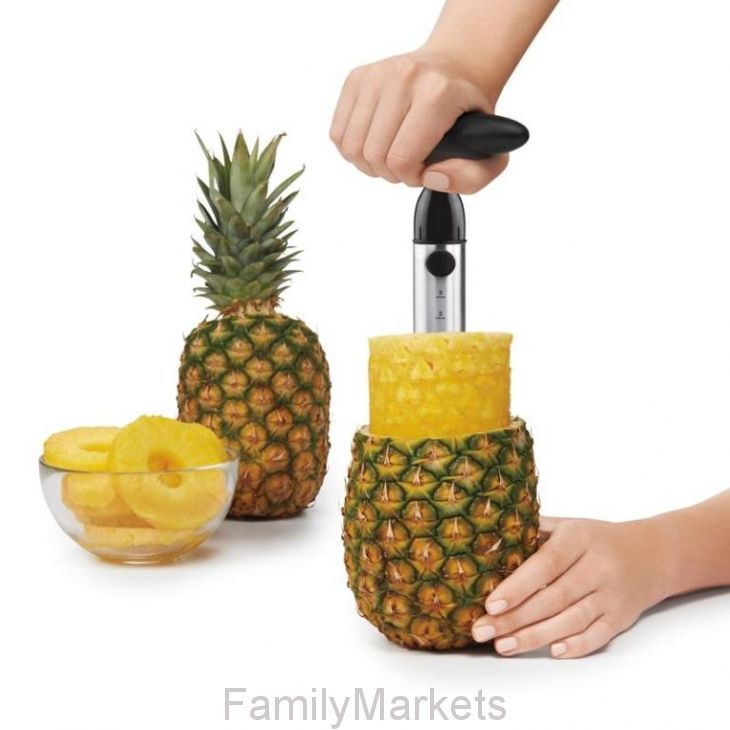 Нож для ананасов Pineapple Corer Slicer