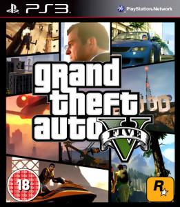Grand Theft Auto V Ps3 , (русские субтитры)