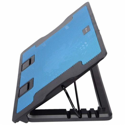Подставка для ноутбука c вентилятором Орбита 638B