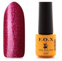 FOX/Фокс, гель-лак Pigment 006, 6 ml