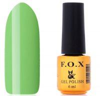 FOX/Фокс, гель-лак Pigment 007, 6 ml