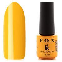 FOX/Фокс, гель-лак Pigment 014, 6 ml